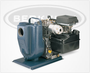 Berkeley EDD / EEDD Engine-Driven Self-Priming Pump SeriesPart #:EEDDH