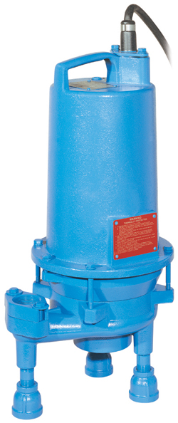 Barnes Submersible Grinder Pump PGPP2022Part #:110646