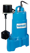 Barnes Submersible Effluent Pump SP33VFALPart #:112914