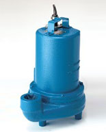Barnes Submersible Effluent Pump EHV412VFPart #:101300