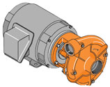 Berkeley Frame Mount Centrifugal Series Pumps Part #:B74413MS1