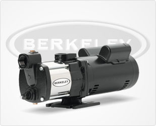 Berkeley SSHM-2 Horizontal Multi-Stage Pump Part #:B82456