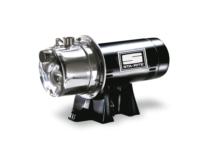 Sta-Rite Shallow Well Jet Pump, Stainless SteelPart #:CJ90E