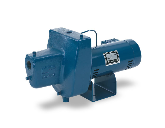 Sta-Rite Shallow Well Jet Pump, Cast IronPart #:HNC