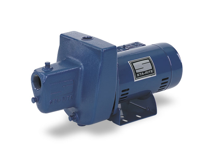 Sta-Rite Shallow Well Jet Pump, Cast IronPart #:SNE