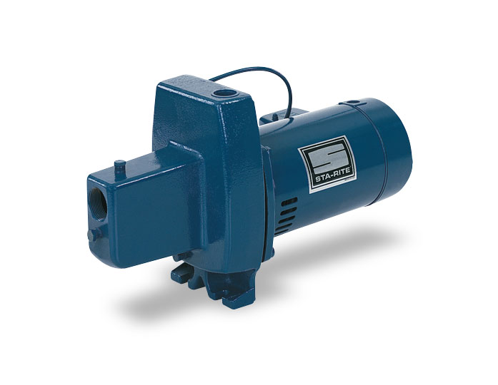 Sta-Rite Shallow Well Jet Pump, Cast IronPart #:FNC