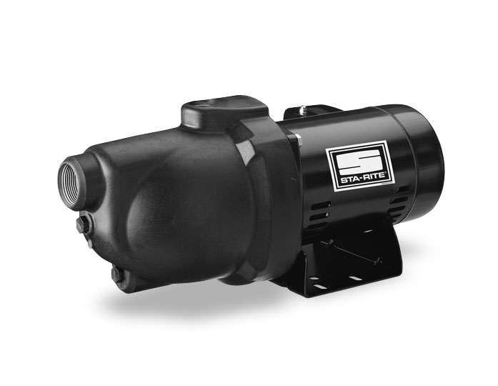 Sta-Rite Shallow Well Jet Pump, ThermoplasticPart #:PNE