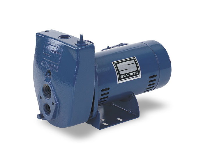 Sta-Rite Convertible Jet Pump, Cast IronPart #:SLC