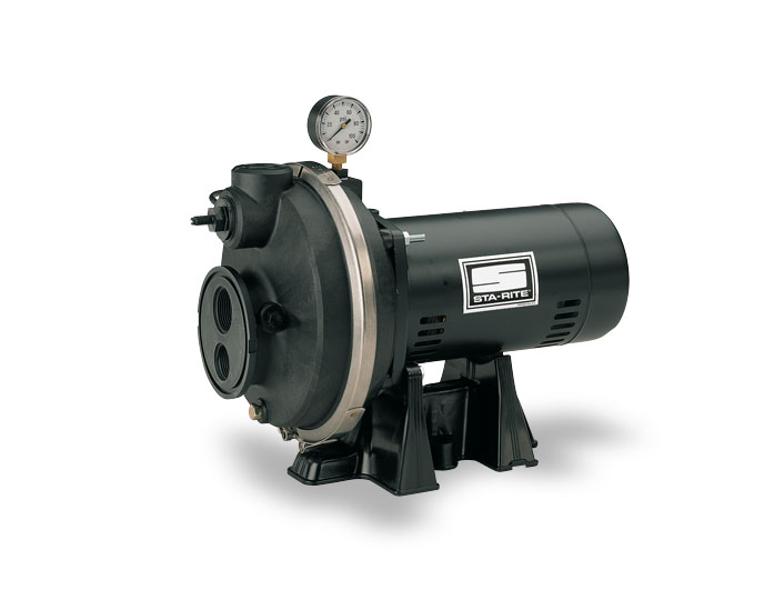 Sta-Rite Convertible Deep Well Jet Pump, ThermoplasticPart #:PLF