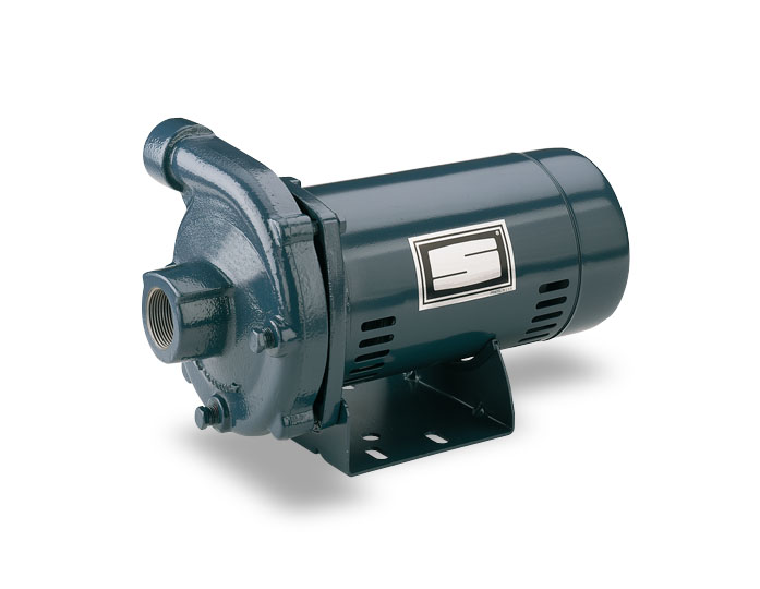 Sta-Rite Med. Head Centrifugal Pump, Silicon Bronze ImpelPart #:JBHF3