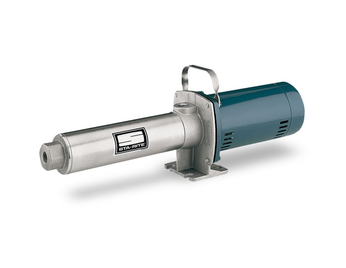Sta-Rite High-Pressure Booster, Stainless SteelPart #:HPS20G