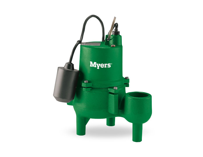 Myers Cast Iron Sump/Effluent/Sewage PumpPart #:SRM4PC-2