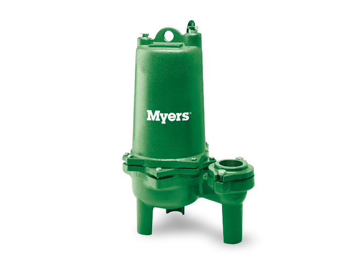 Myers Submersible Sewage PumpPart #:WHR10H-21
