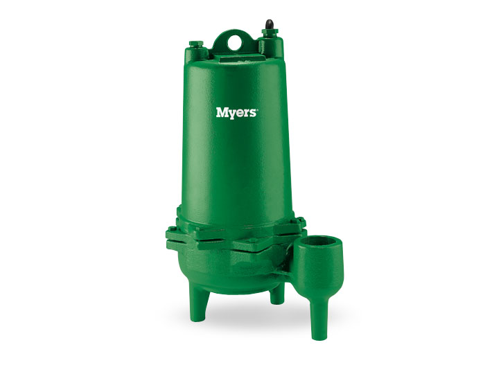 Myers Submersible Sump/Sewage Pump, Single SealPart #:MW100-53