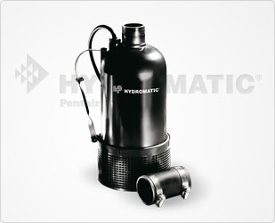 Hydromatic 3/4 HP Thermoplastic Submersible Sump PumpsPart #: B75-V1
