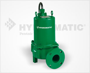Hydromatic Single-Seal Cast Iron Submersible Sewage PumpPart #:SB4S
