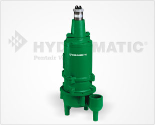 Hydromatic Explosion-Proof Effluent Pump Part #:SPX50H