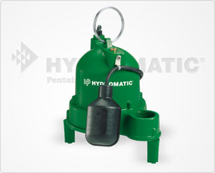 Hydromatic Cast Iron Effluent PumpPart #:SHEF30