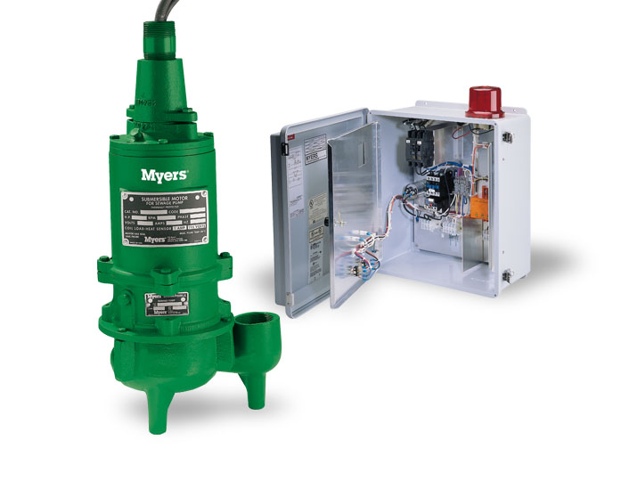 Myers Explosion-Proof 1/2 HP Cast Iron Sump PumpsPart #:SX50H-43