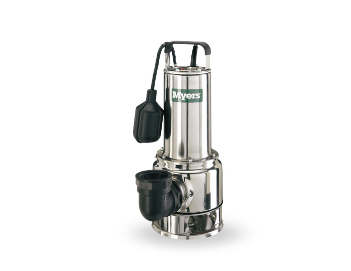 Myers 1/2 HP Stainless Steel Continuous-Duty PumpPart #:DSW50P1