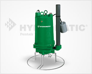 Hydromatic High Head Sewage Pump Part #:HPGR200