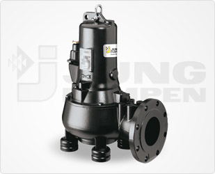 Hydromatic Jung Pumpen Solids Handling Pump Part #:V1D