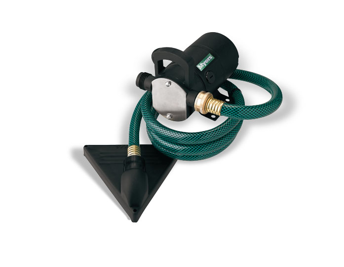 Myers Multi-Purpose Utility Pump with Puddle AttachmentPart #:MES106