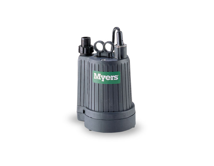Myers 1/6 HP Dewatering Utility PumpPart #:SPS-6