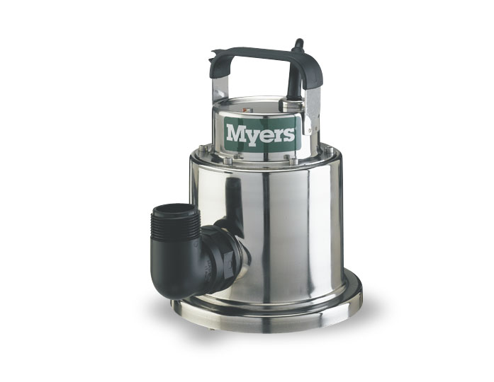 Myers 1/4 HP Stainless Steel Utility PumpPart #:DU25MI