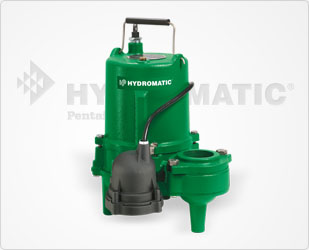 Hydromatic High-Head Effluent Pump Part #:SPD50H MH5