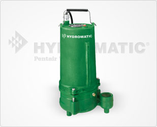 Hydromatic High-Head Effluent Pump Part #:SKHD150 M5