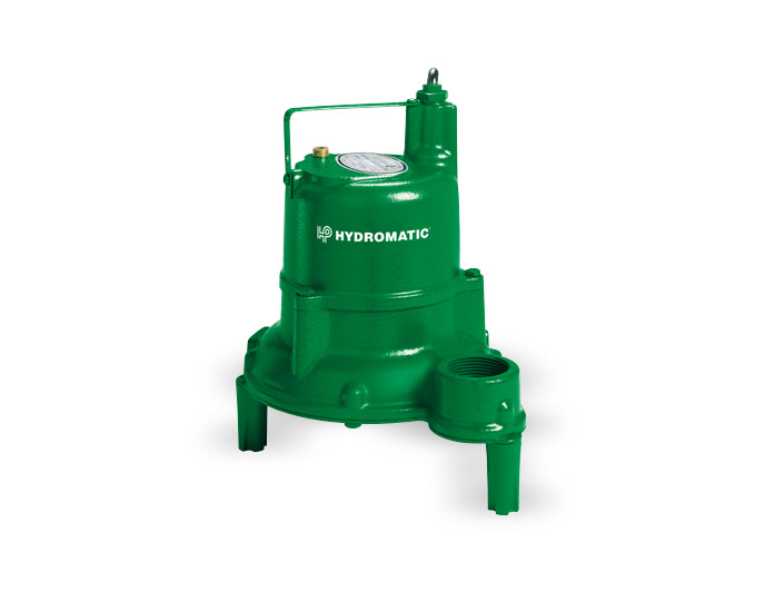 Hydromatic Cast Iron Effluent PumpPart #:SHEF40M1