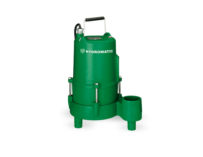 Hydromatic Cast Iron Effluent PumpPart #:SHEF45M1
