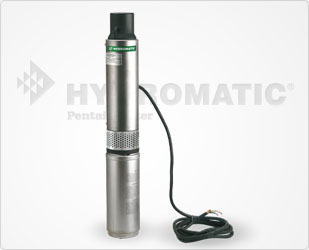 Hydromatic High-Head Stainless Steel Effluent Pumps Part #:HE8-12