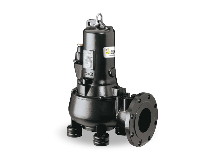 Hydromatic 2 HP Jung Dual-Seal Solids Handling Pumps Part #:V2D-43
