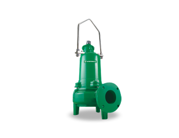 Hydromatic 4 Inch Discharge Submersible Solids Handling PumpsPart #:H4H