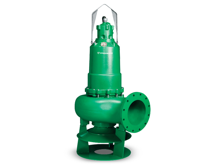 Hydromatic 12 Inch Discharge Submersible Solids Handling PumpPart #:S12L