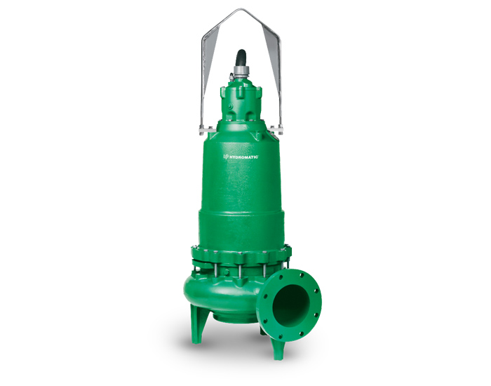 Hydromatic 8 In.Discharge Submersible Solids HandlingPart #:S8L
