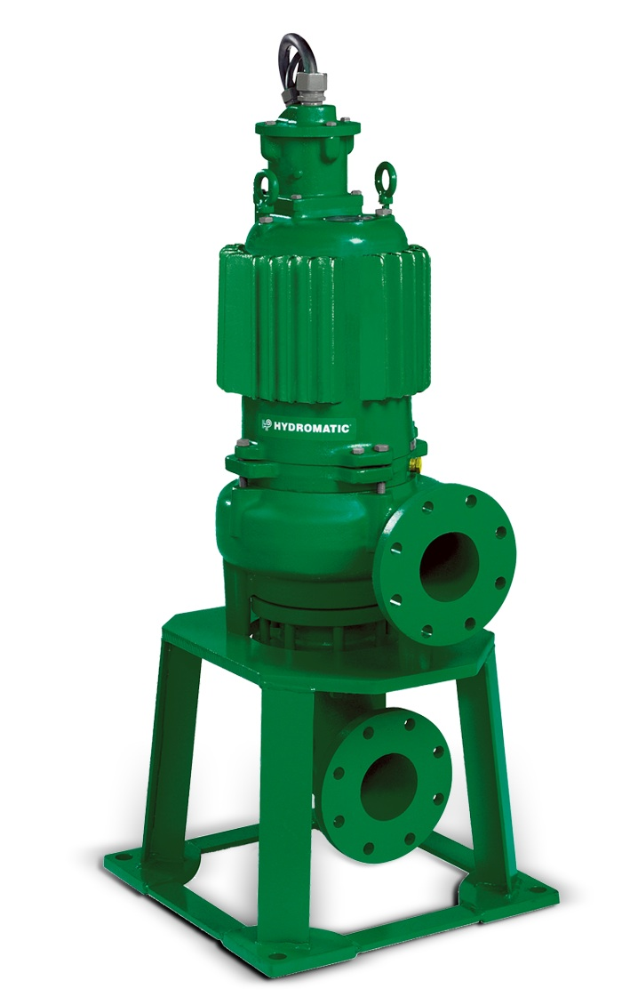 Hydromatic 4 In. Dischg. Submersible Dry Pit Solids HandlingPart #:SD4M