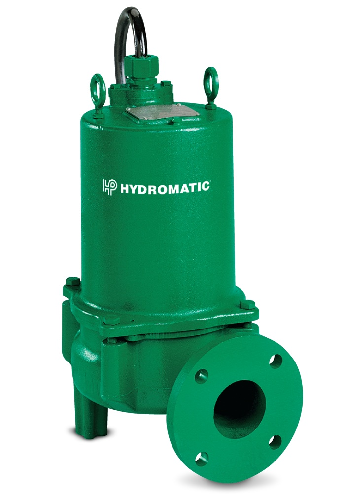 Hydromatic 4 In. Discharge Submersible Sewage Ejector PumpsPart #:S4SD