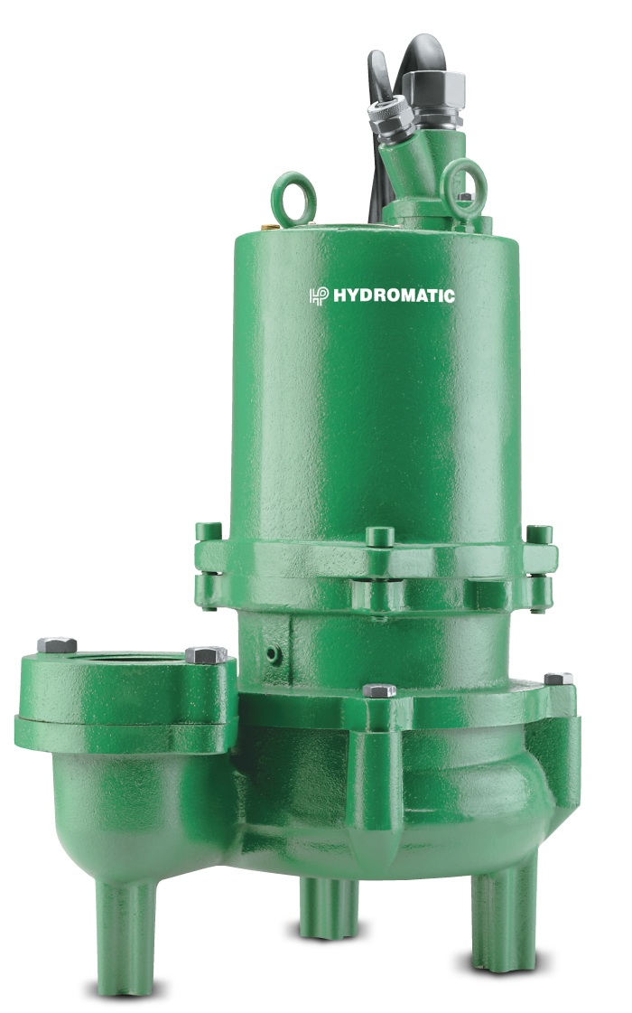 Hydromatic 3 In. Discharge Submersible Sewage Ejector Pumps Part #:SB3SD