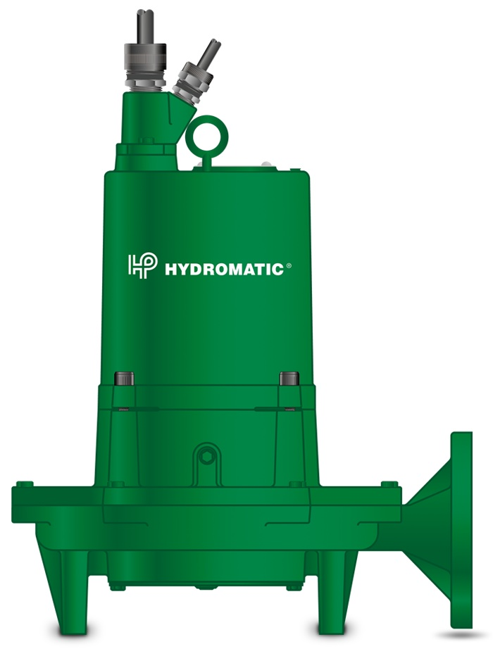 Hydromatic 5 HP Centrifugal Grinder PumpsPart #:HPGH500M2-2