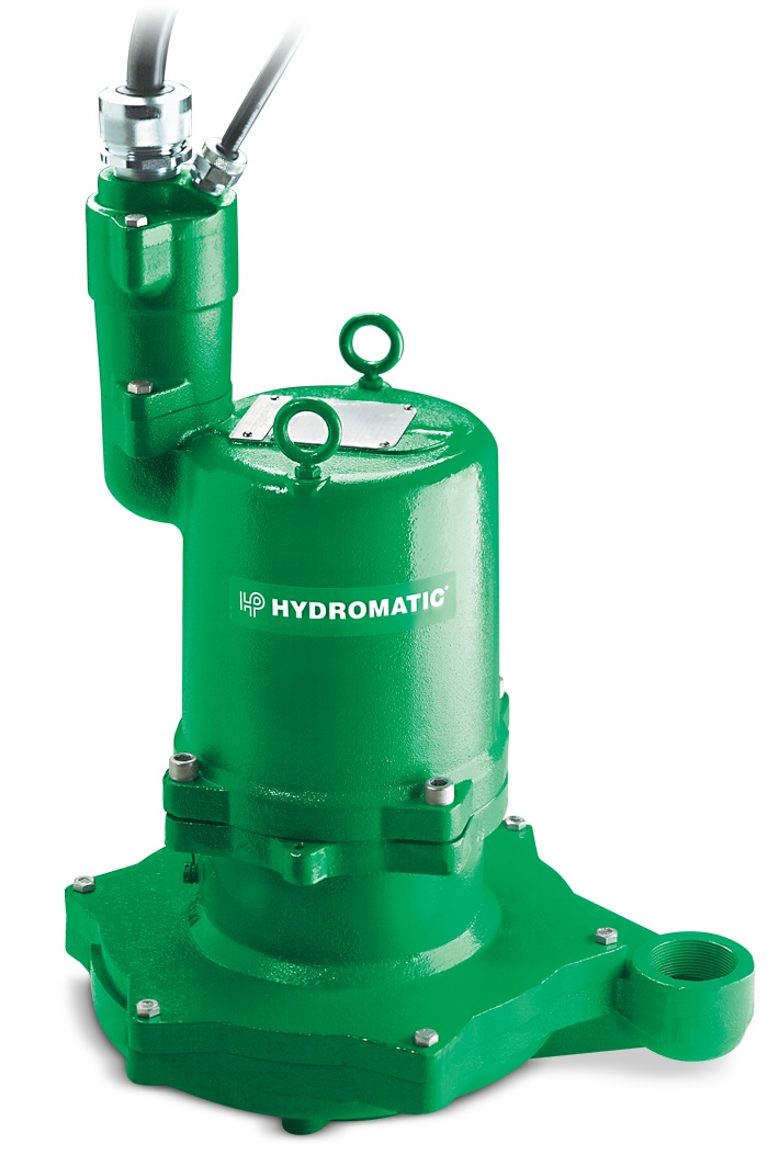 Hydromatic Centrifugal Grinder Pumps Vertical DischargePart #: HPGFX