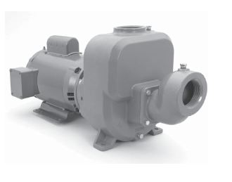 Goulds Self-Priming Centrifugal Pumps - High Head 50SPH30Part #:50SPH30