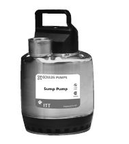Goulds Submersible Sump Pumps LSP0712AFPart #:LSP0712AF