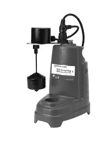 Goulds Submersible Sump Effluent Pumps ST71AVPart #:ST71AV