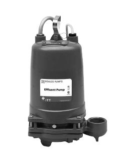 Goulds Submersible Effluent Pumps 2ED51E1BAPart #:2ED51E1BA