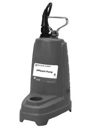 Goulds Submersible Effluent Pumps PE31P1Part #:PE31P1