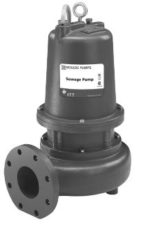 Goulds Submersible Sewage Pumps WS1512D4  Part #:WS1512D4