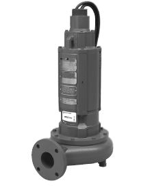 Goulds Explosion Proof Submersible Sewage PumpPart #:3SDX12H4HC